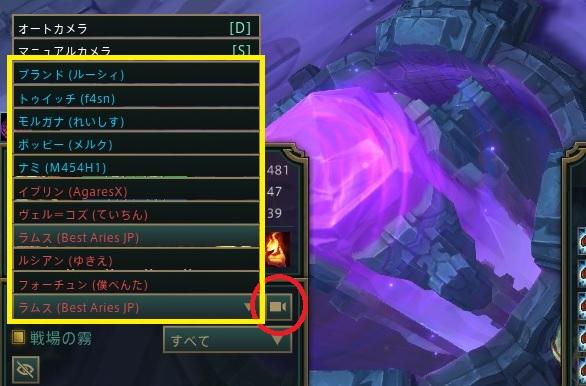 6-リプレイ実行画面