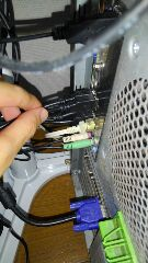PS2とGV-USB2をつなげる2