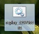 5-ダウンロードしたlol-リプレイのバッチファイルを実行する