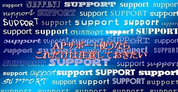 lol-APサポートを使うときの注意点