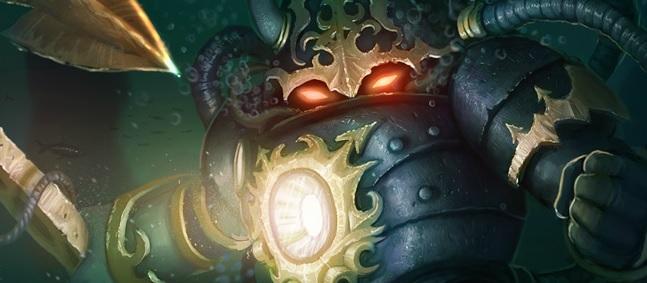 lol-ノーチラス-スキン-深海底の主ノーチラス