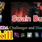 【High KDA】Newly released Swain build Mage Update patch 8.5