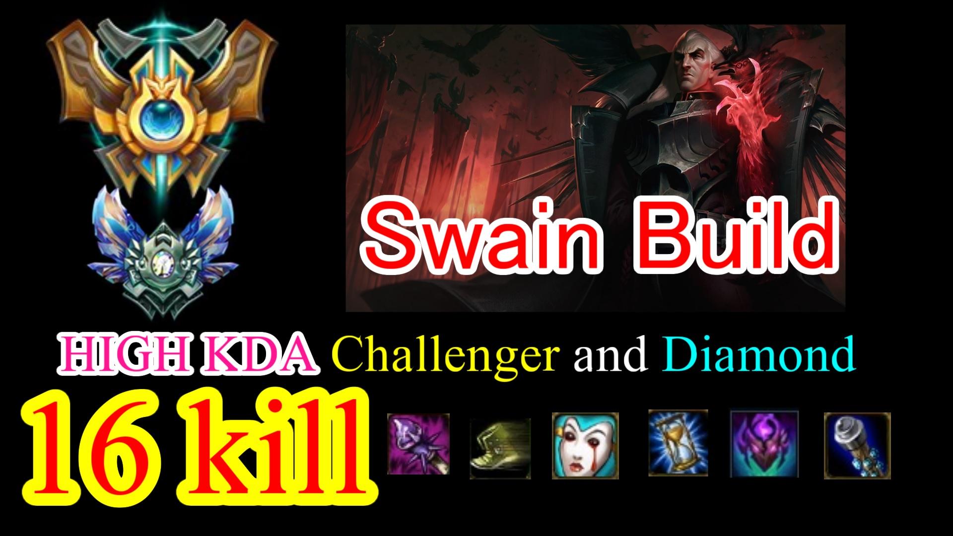 new-swain-build-high-kda